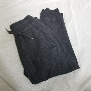 The North Face Gray Drawsting Joggers S